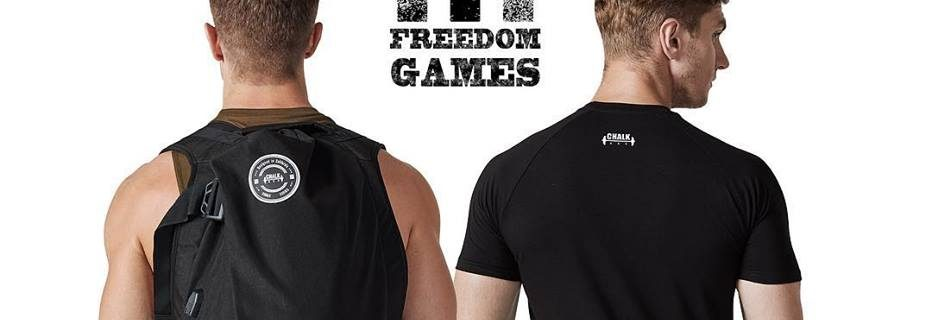 CHALK for CROSSFIT FREEDOM GAMES