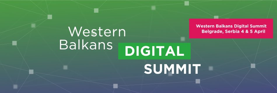 Second Western Balkans Digital Summit