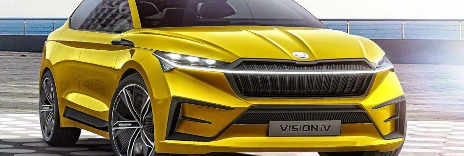 Skoda's electric-car push includes low-cost EV